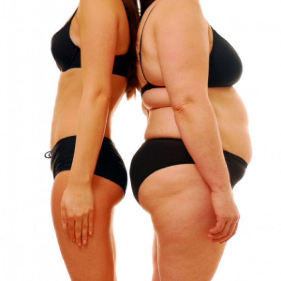 не уходит живот при похудении у женщин
