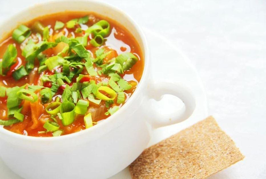Рецепт легкого супа для похудения
