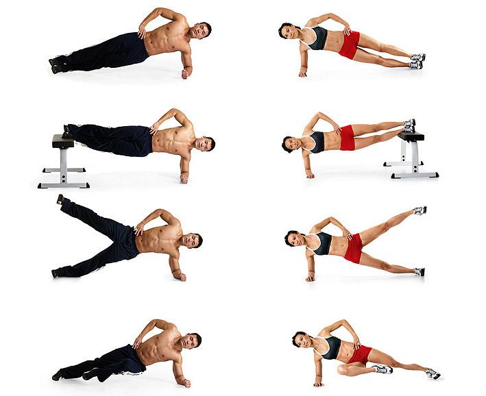 Чтобы Похудел Живот Планка. Тонкая талия и плоский живот: упражнение планка поможет каждой!