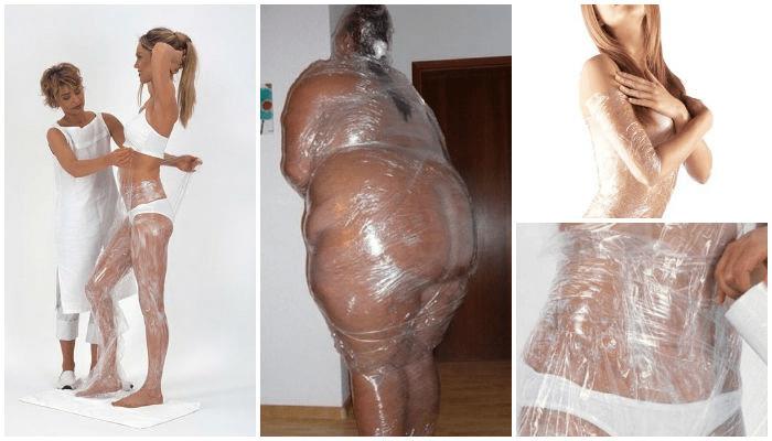Капустное обертывание для похудения