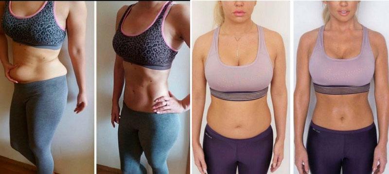Как похудеть с помощью сушки тела