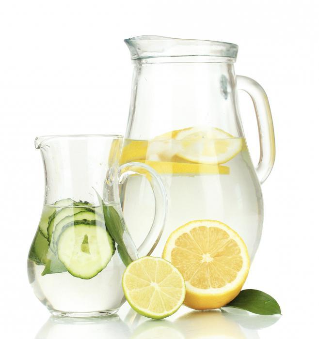 вода польза для похудения отзывы