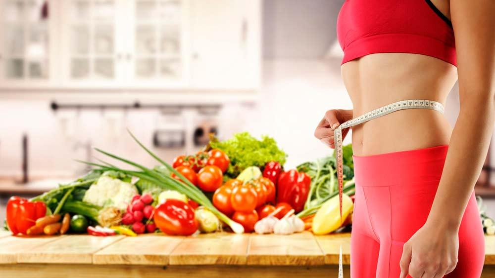 Правильная Диета Живот. Диета для похудения живота