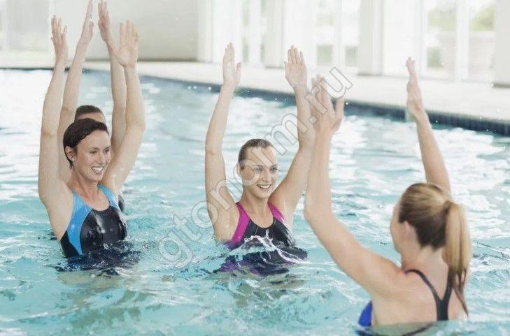 правильное плавание для похудения