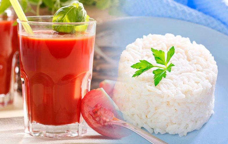 Эффективные диеты на томатном соке