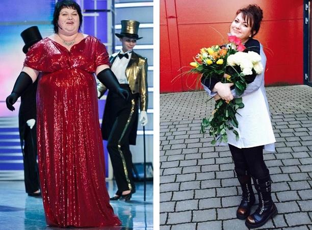 Квнщица Похудела На. «Не дай Бог никому»: Звезда КВН Ольга Картункова рассказала, как ей далось похудение на 84 кг