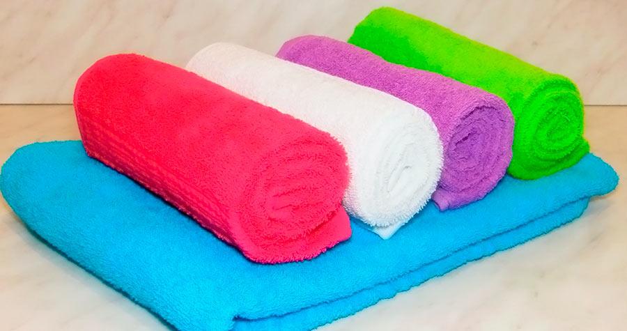 Делаем валик Фукуцудзи из полотенца