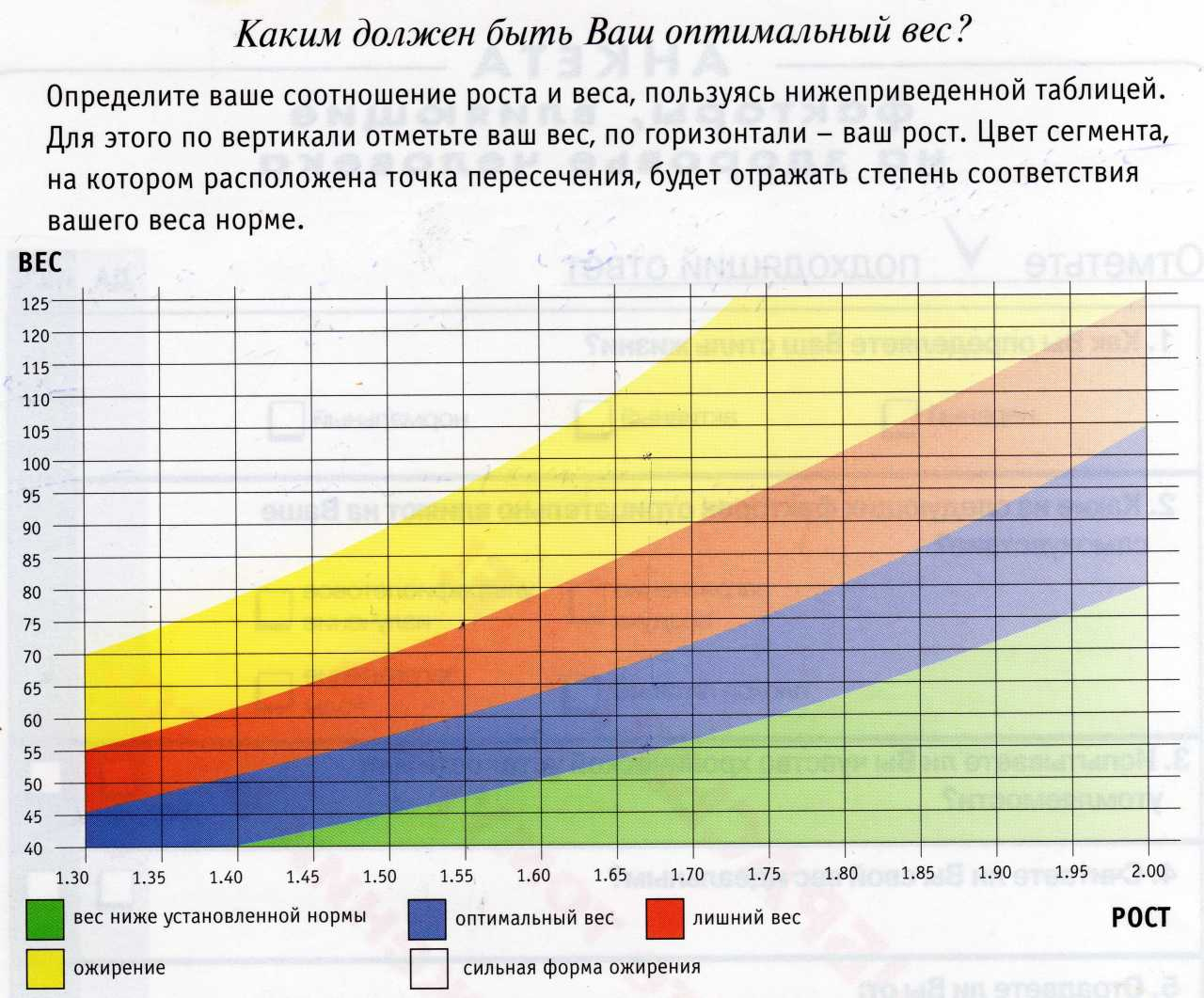 Таблица Похудения По Возрасту. Калькулятор калорий для похудения