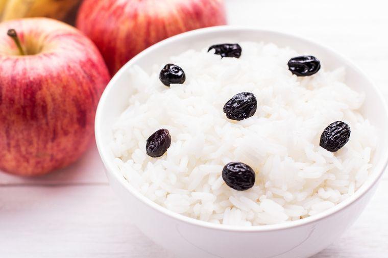 Рис С Яблоками Для Похудения. Рисово-яблочная диета для похудения
