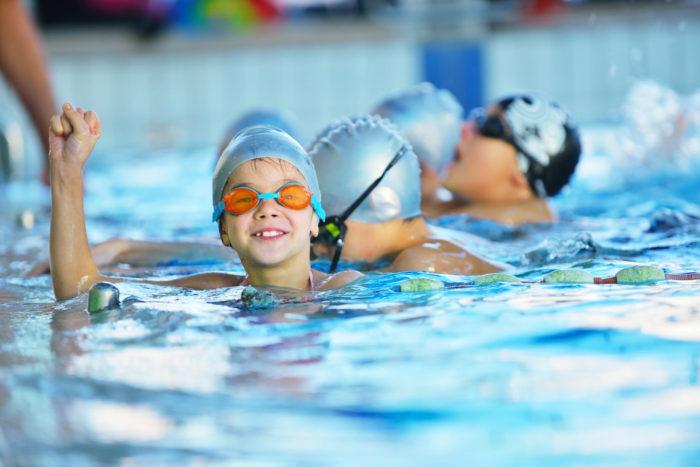 что нужно делать в бассейне чтобы похудеть