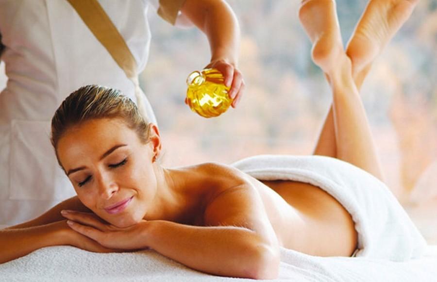 Медовый массаж для похудения техника