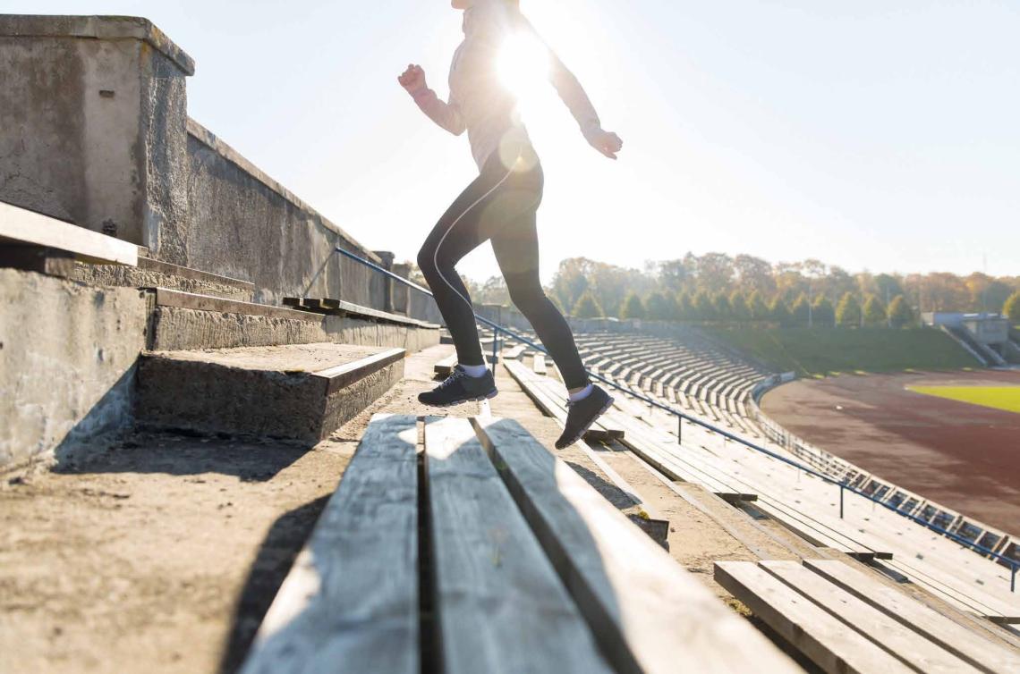 Советы для ходбюы по лестнице для похудения.
