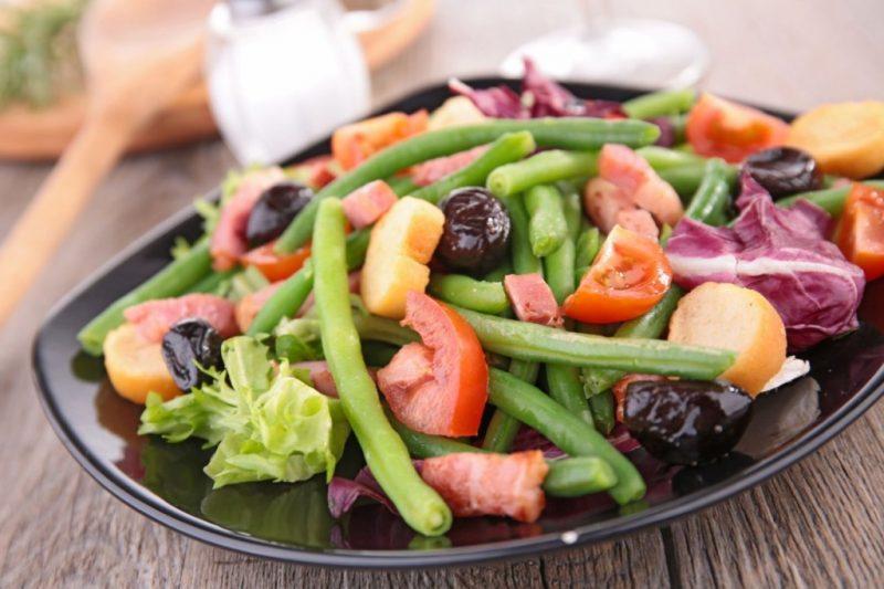 Диета 5 Какой Можно Салат. Диета 5 рецепты салаты