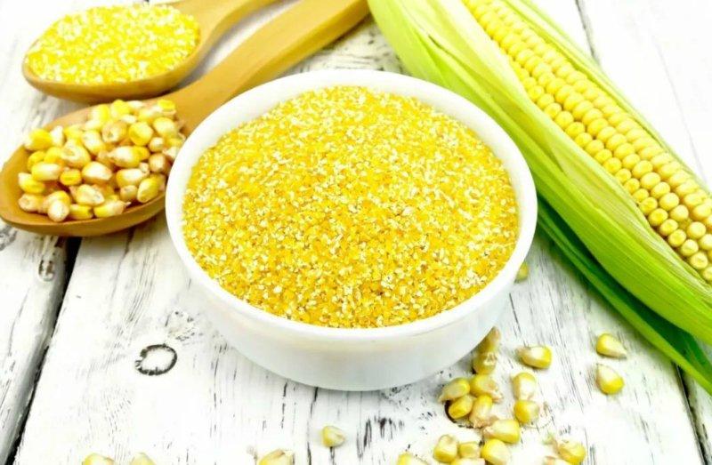 польза кукурузной каши
