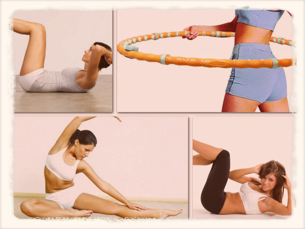 Способ Похудеть Упражнение. Упражнения для быстрого похудения в домашних условиях