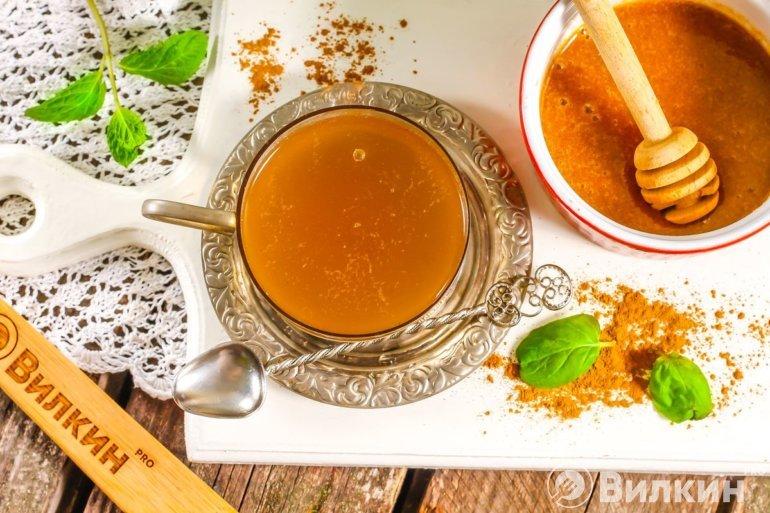 Поможет ли похудеть мед с корицей