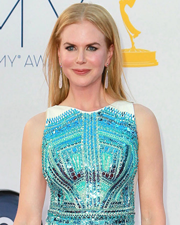 Nicole Kidman At The Emmy Awards