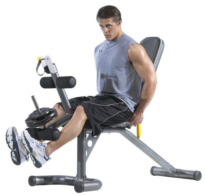 какие тренажеры для похудения ног