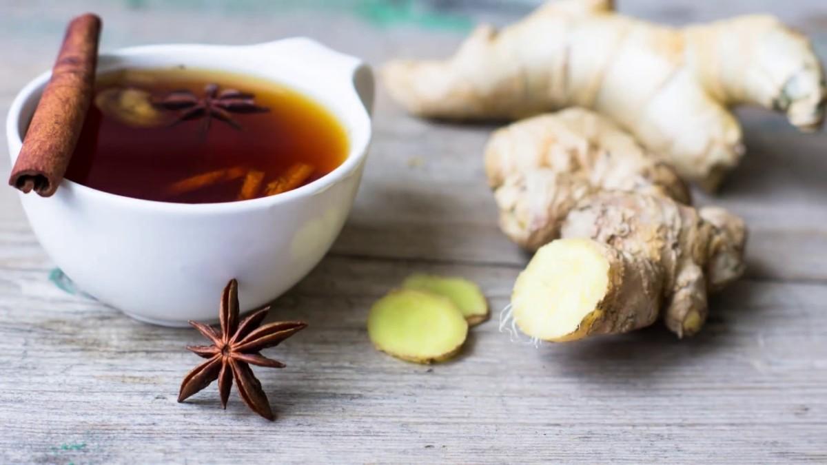 похудеть имбирный чай отзывы